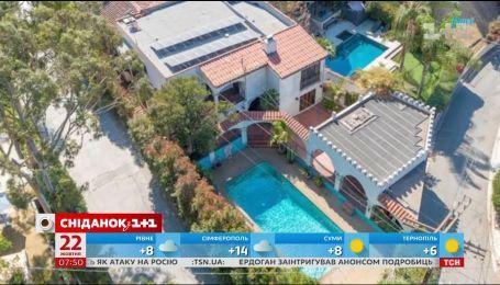 """Леонардо Ді Капріо продає маєток, куплений за гонорар від """"Титаніка"""""""