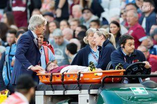 """Тренер """"Вест Хэма"""" назвал травму Ярмоленко невосполнимой потерей"""
