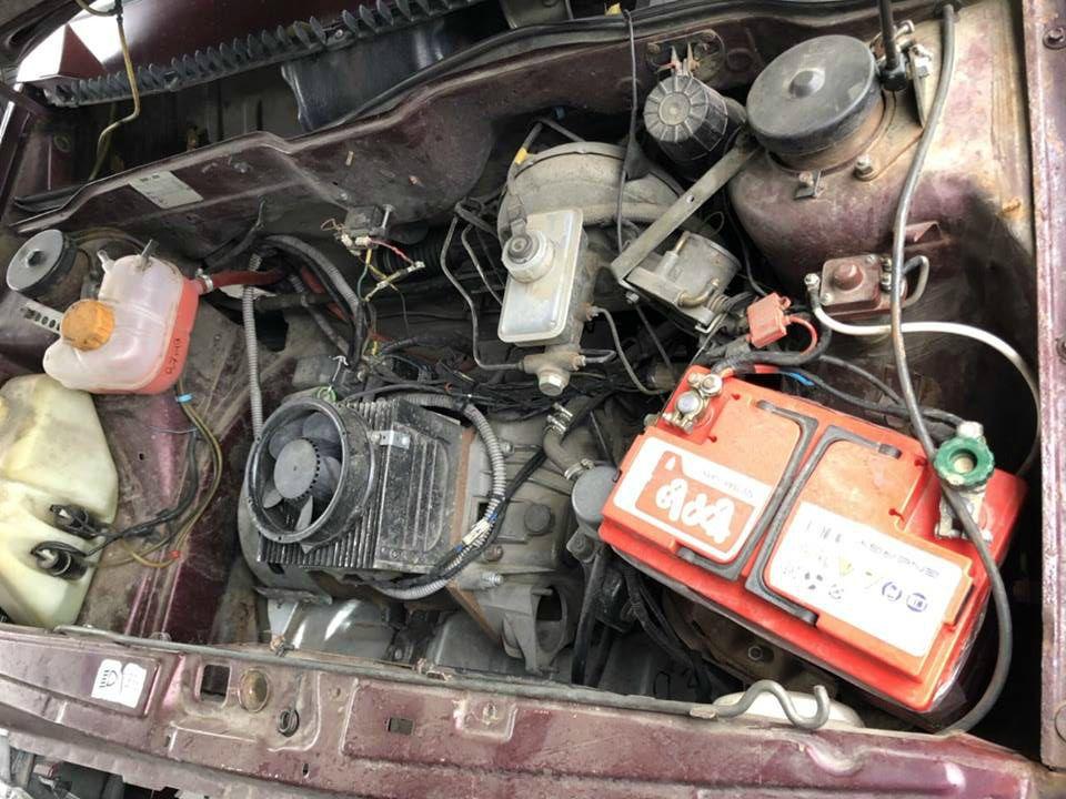 ВАЗ-2109 на електриці_1