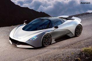 Рай для отважных воинов: Aston Martin дал громкое название новой марке
