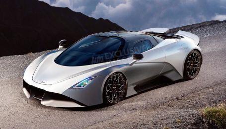 Рай для відважних воїнів: Aston Martin дав гучну назву новій марці