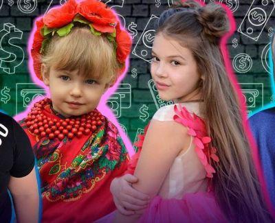 Блогер, акторка та кондитер: як маленькі українці заробляють десятки тисяч гривень