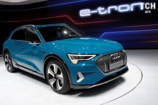 Audi на місяць затримує старт продаж першого електрокроссовера
