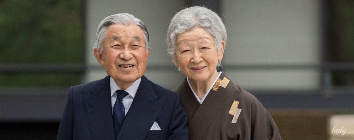 У красивому традиційному вбранні: японська імператриця Мітіко відсвяткувала свій 84-й день народження