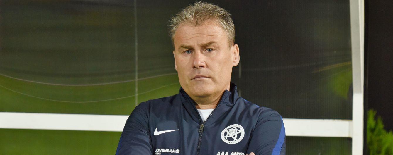Суперник збірної України у Лізі націй отримав нового головного тренера