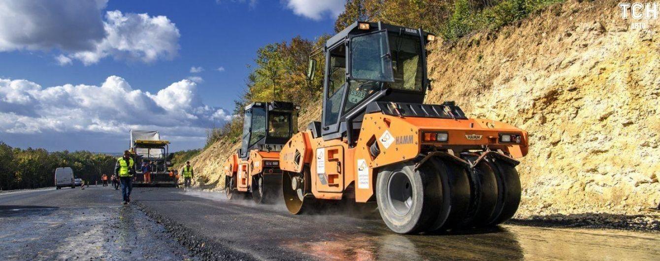 Шоссе Николаев-Кропивницкий перекрывают для тежелогрузов из-за ремонта. Схема объезда