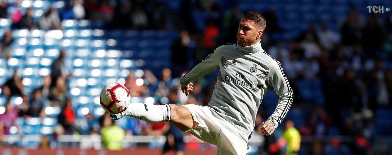 """Капітан """"Реала"""" зацідив м'ячем в одноклубника на тренуванні"""