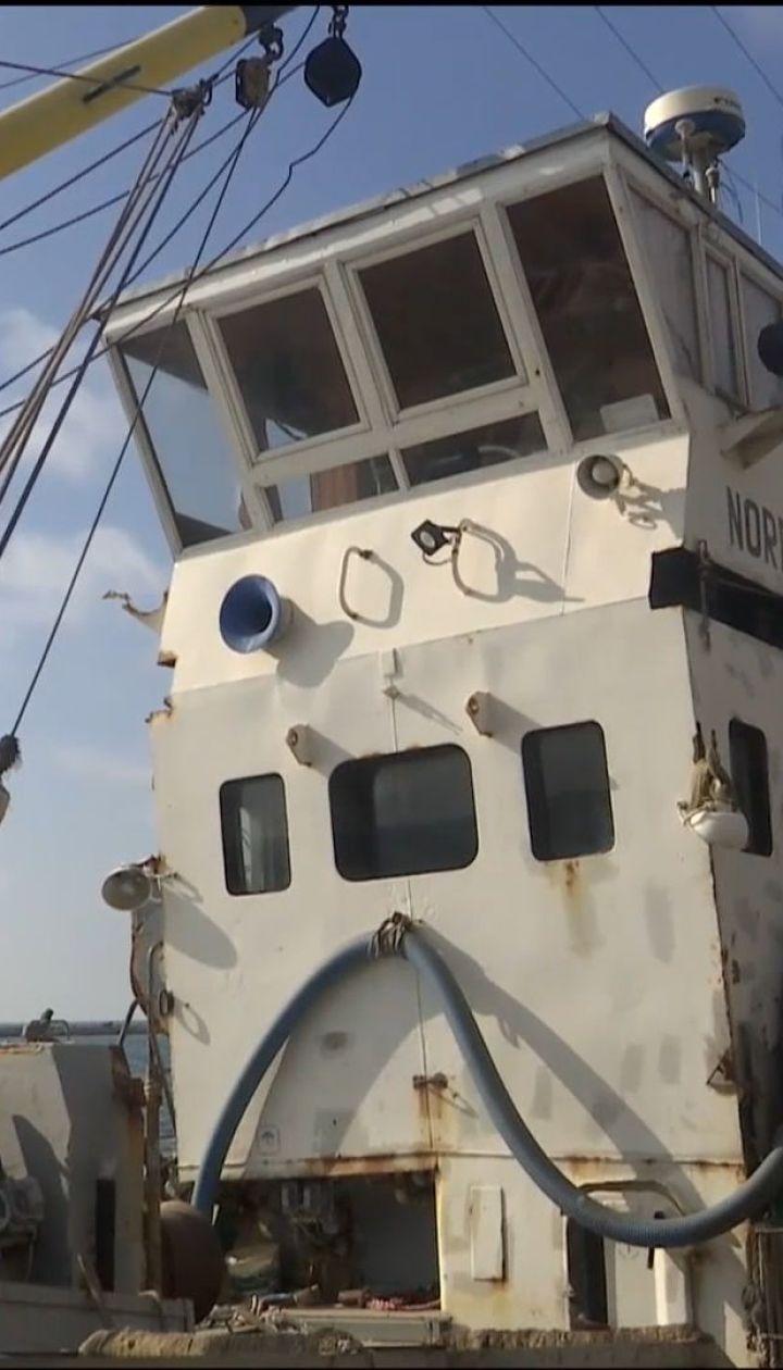 """Скандальний сейнер """"Норд"""", заарештований в Азовському морі, продадуть з аукціону"""
