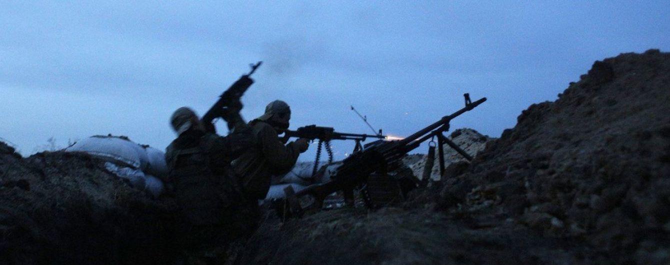 Ситуация на Донбассе: за прошедшие сутки боевики били из минометов и гранатометов