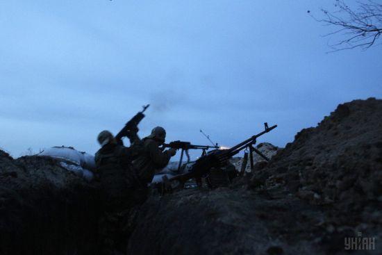 На передовій ООС від кулі снайпера бойовиків загинув військовий