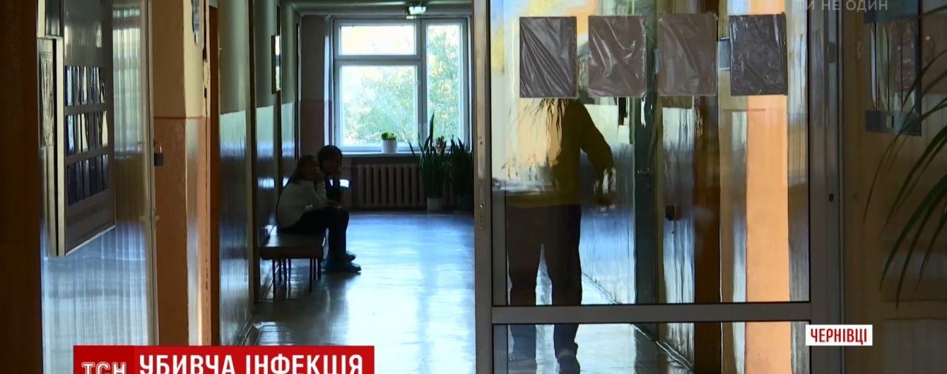 Блискавична форма менінгіту: у Чернівцях підтвердили причину смерті третьокласника