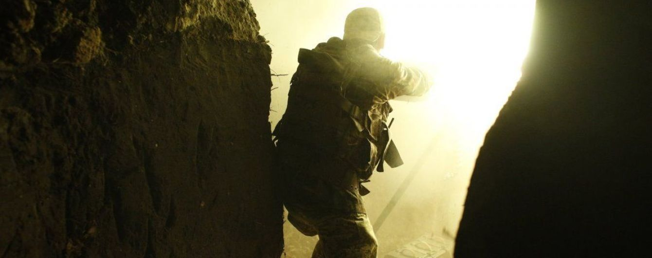 Бойцы ООС уничтожили БМП террористов на Донбассе