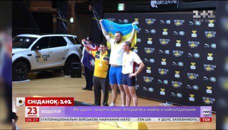 """Українці отримали перші золоті медалі на """"Іграх Нескорених"""" у Сіднеї"""