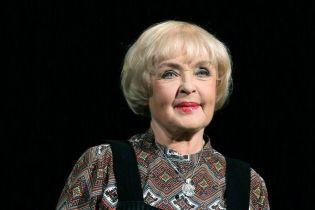 ПраАда: Ада Роговцева впервые стала прабабушкой