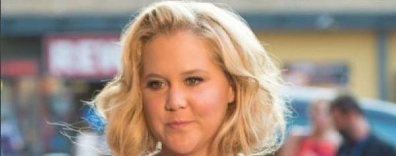 37-летняя Эми Шумер ждет первенца