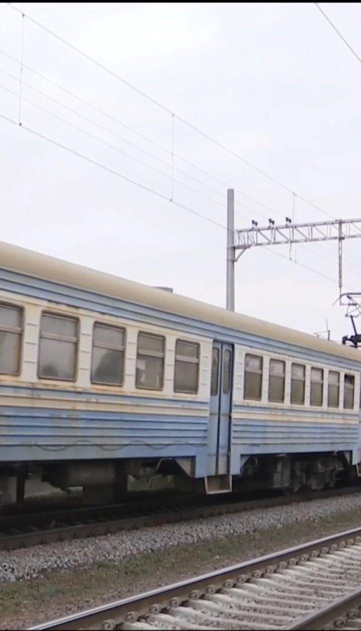"""""""Бракує машиністів"""". В """"Укрзалізниці"""" пояснили запізнення київської міської електрички"""