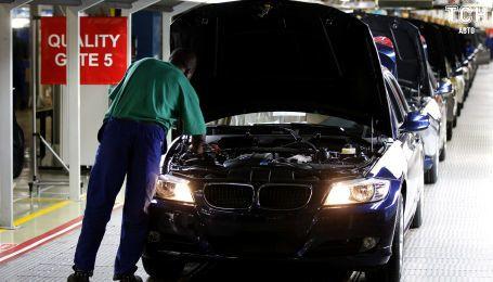 BMW отзывает в Европе дизельные автомобили из-за опасного дефекта в двигателе