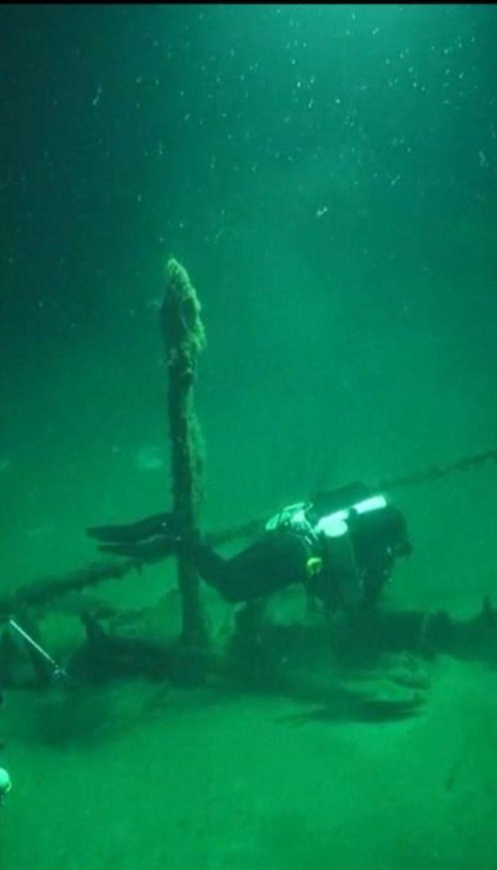 У Чорному морі знайшли корабель, що пролежав на дні більше двох тисяч років