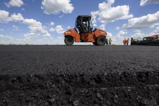 Украина привлекла кредит на 300 миллионов евро на ремонт местных дорог