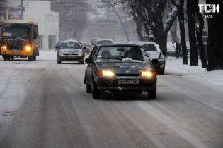 Експерт дав важливі поради, як підготувати авто до зими