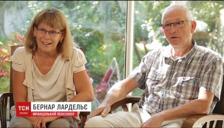 Ради путешествий по миру французские пенсионеры вынуждены на всем экономить