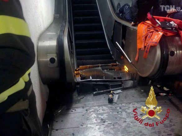 Трагедія в римському метро