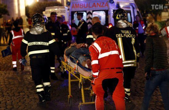 Аварія ескалатора в римському метро. Кількість постраждалих зросла до тридцяти