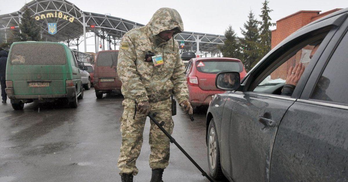 Россиянин пытался провезти в Украину труп своей жены, выдавая ее за живую