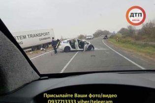 На Львівщині, не приходячи до тями, помер постраждалий у ДТП патрульний поліцейський