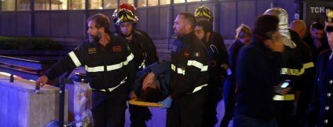Серед постраждалих осіб унаслідок аварії ескалатору в Римі є четверо українців – ЗМІ
