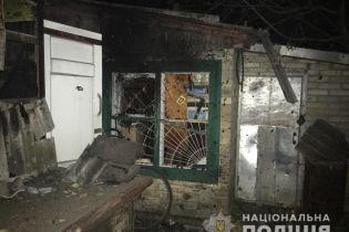 На Харьковщине мужчина подорвался на снаряде в собственном огороде