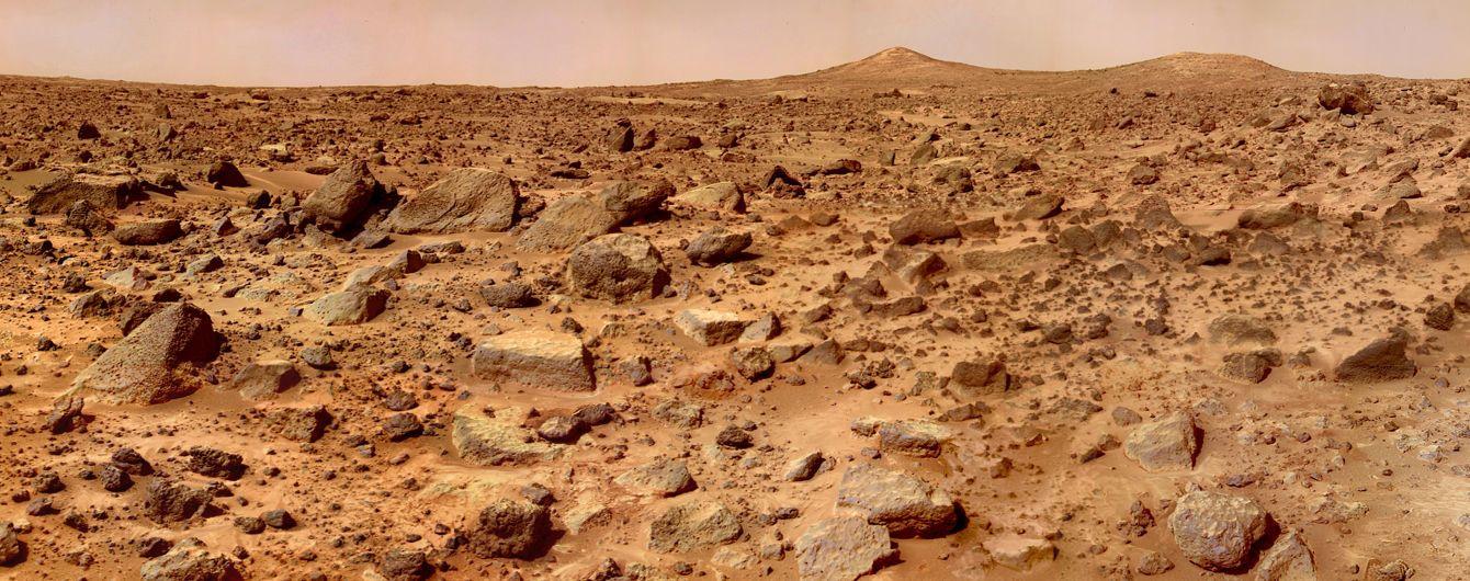 Життя на Марсі: учені з'ясували, що кисню на планеті може бути достатньо для простих організмів
