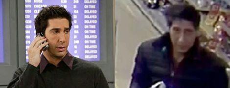 """Британські копи схопили улюбленця Мережі – злочинця-двійника зірки серіалу """"Друзі"""""""