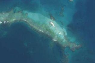 На Гаваях сильний ураган знищив цілий острів