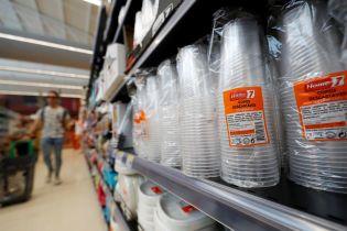 Европарламент поддержал запрет использования одноразовой посуды и ватных палочек