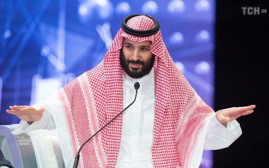 """""""Хворобливий інцидент"""". Принц Саудівської Аравіївперше прокоментував вбивство журналіста Хашоггі"""