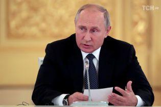 Путин положительно оценил идею Макрона о создании армии ЕС