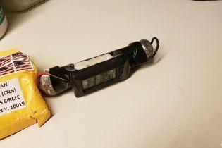 СМИ обнародовали фото взрывного устройства, которое было разослано ряду американских политиков