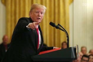 Трамп прагнув, щоб американський Мін'юст відкрив справи проти Клінтон і Комі - ЗМІ