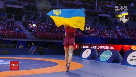 Українка стала чемпіонкою світу з вільної боротьби