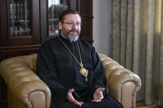 Глава УГКЦ розповів про нападки РПЦ у Ватикані і завдану шкоду для православної церкви