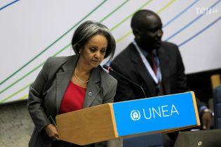 В Ефіопії вперше обрали жінку-президента