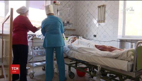 У лікарні померла жінка, яку збив керівник міського відділу виконання покарань
