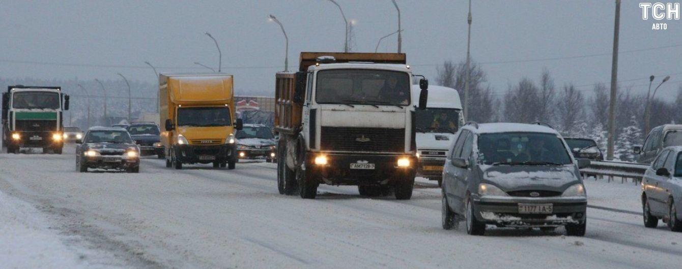 В Україні на автомобілі змусять клеїти радіочастотні мітки про техконтроль