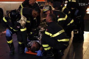 Аварія ескалатора у Римі: постраждалі українці були членами фан-клубу ЦСКА