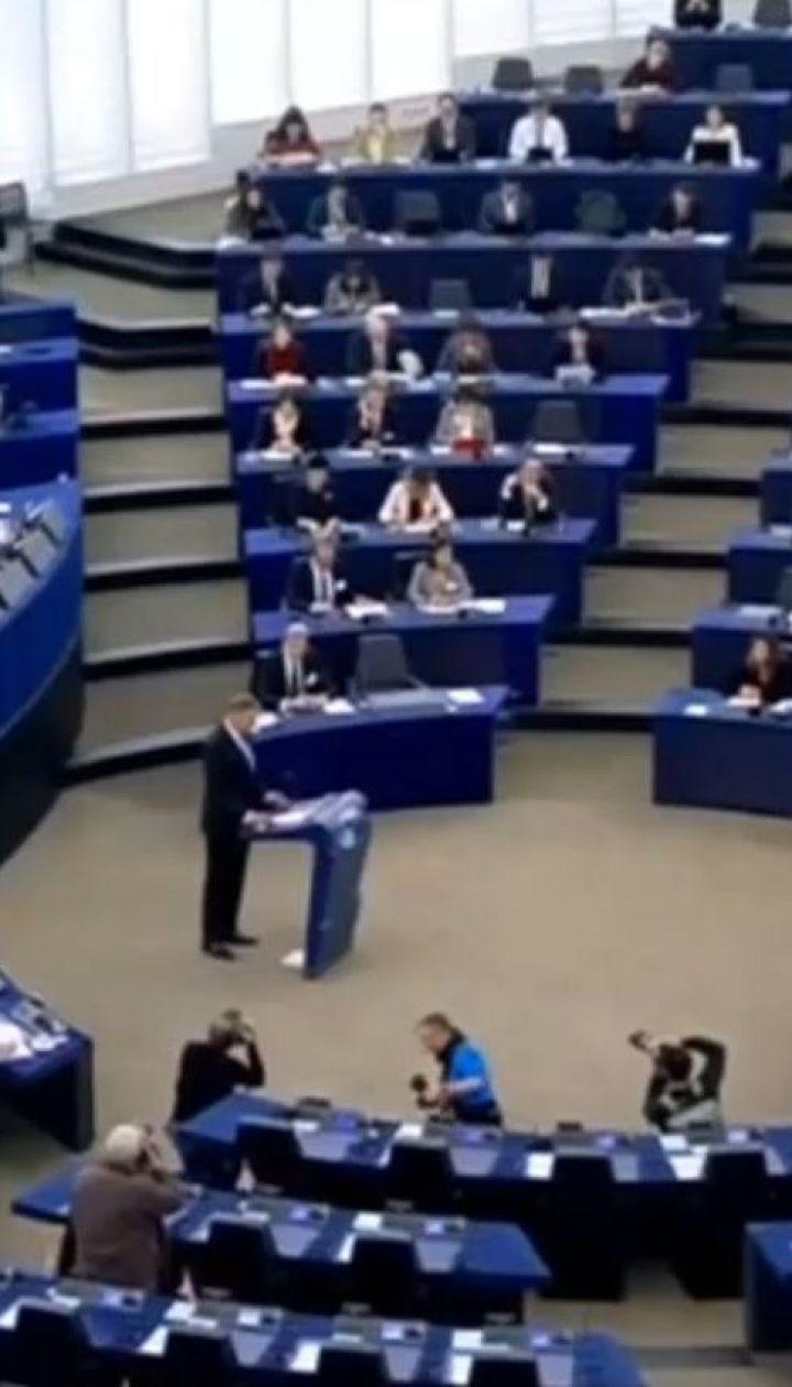 Європарламент заявив про запровадження нових санкцій проти РФ у разі ескалації в Азовському морі