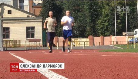 Девять украинских военных отправляются в США на марафон морской пехоты