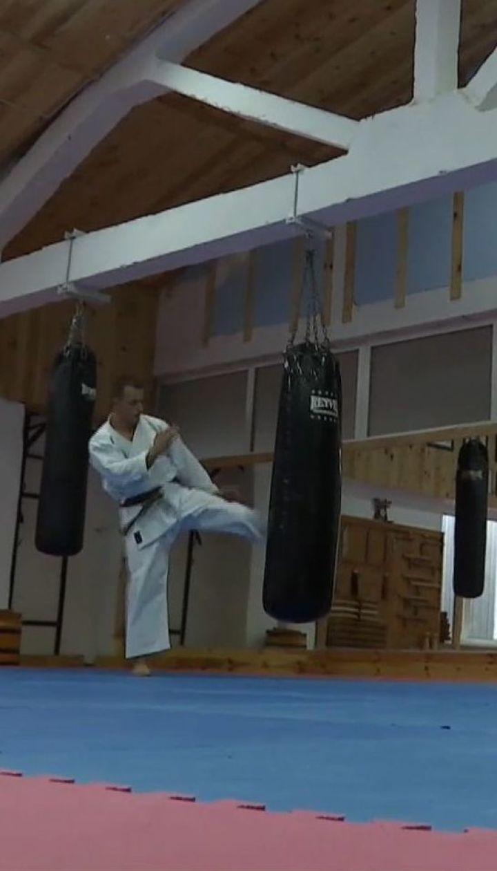Спортсмен, якому односельці допомогли потрапити на змагання, став чемпіоном Європи з карате