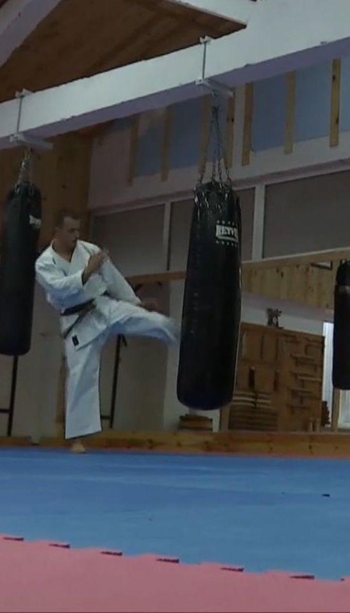 Спортсмен, которому односельчане помогли попасть на соревнования, стал чемпионом Европы по каратэ