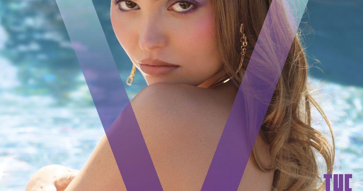 @ V magazine
